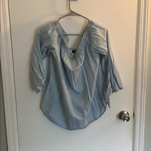 Karen Kane Off the Shoulder Shirt!